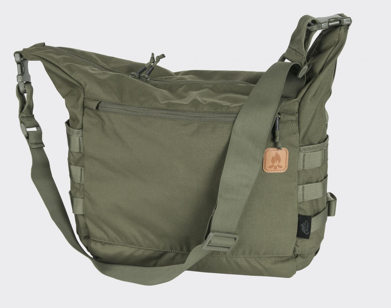 BUSHCRAFT SATCHEL® - Cordura Adaptive Green