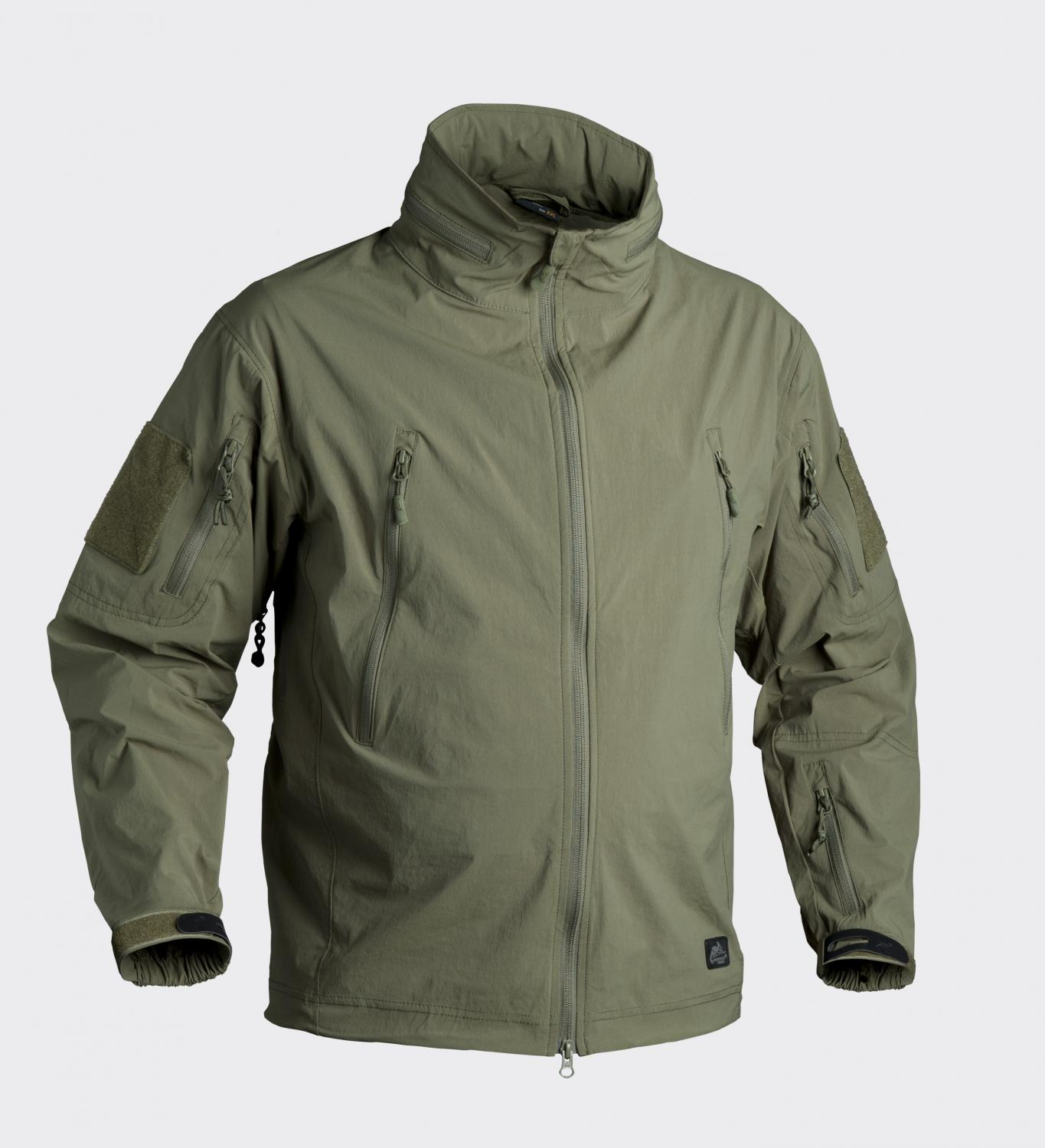 TROOPER - SoftShell Olive Green