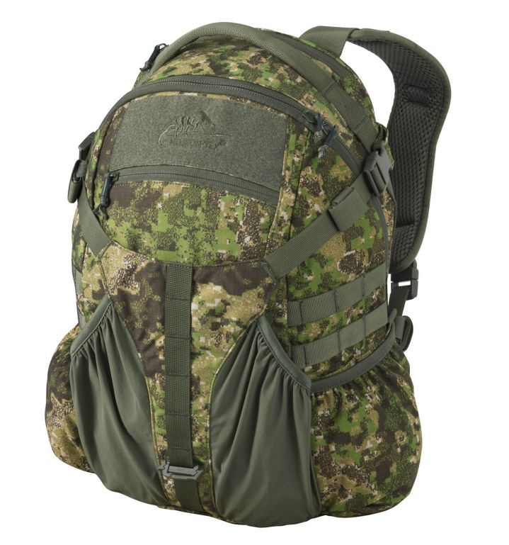 RAIDER BACKPACK Helikon, PenCott GreenZone (20 л)