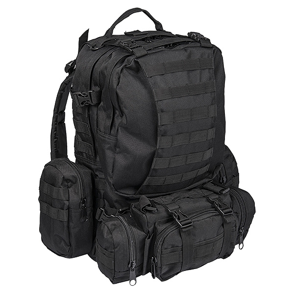 DEFENSE PACK Black 36