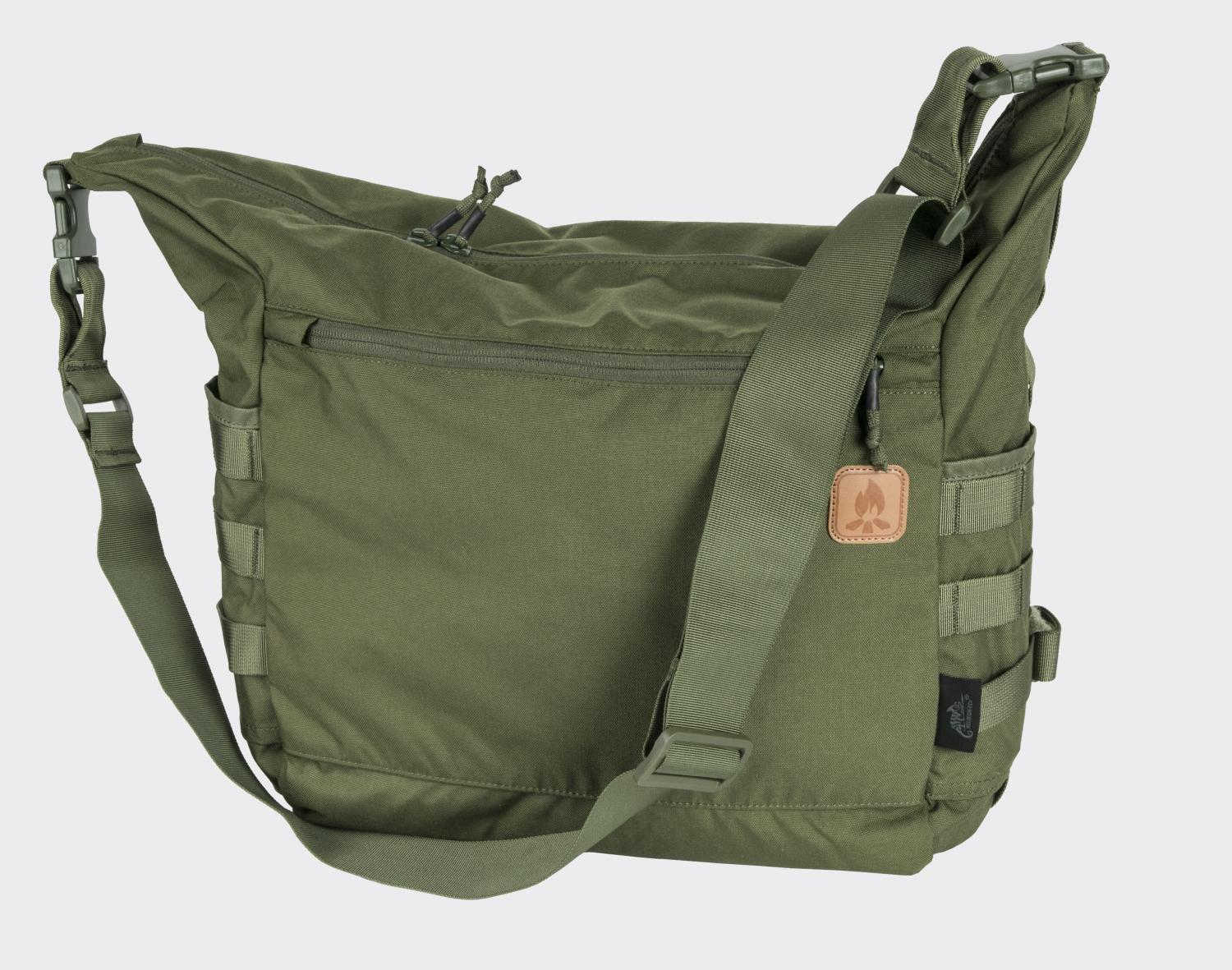 BUSHCRAFT SATCHEL® - Cordura Olive Green