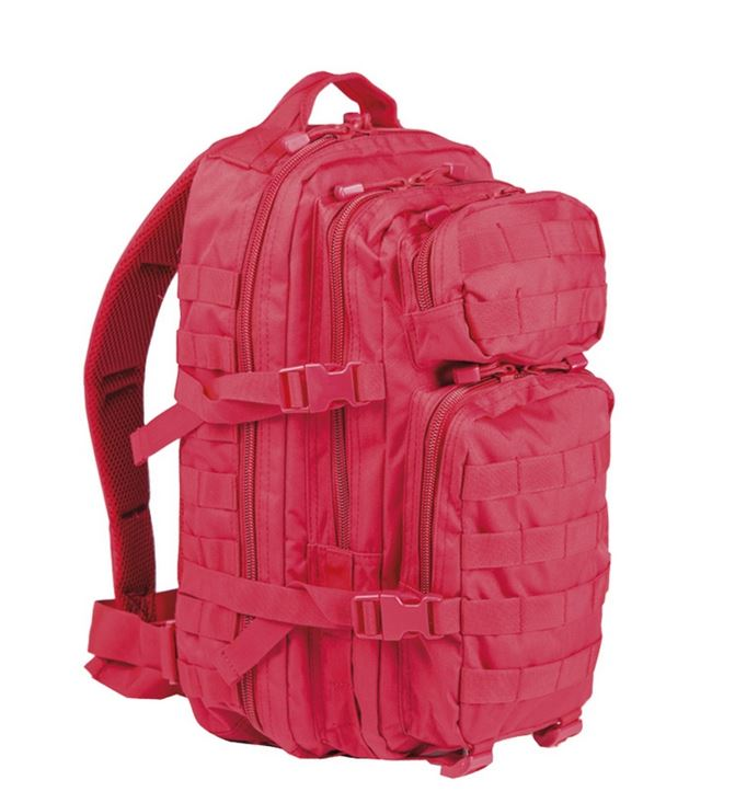 US ASSAULT PACK SM, SIGNALROT, 20