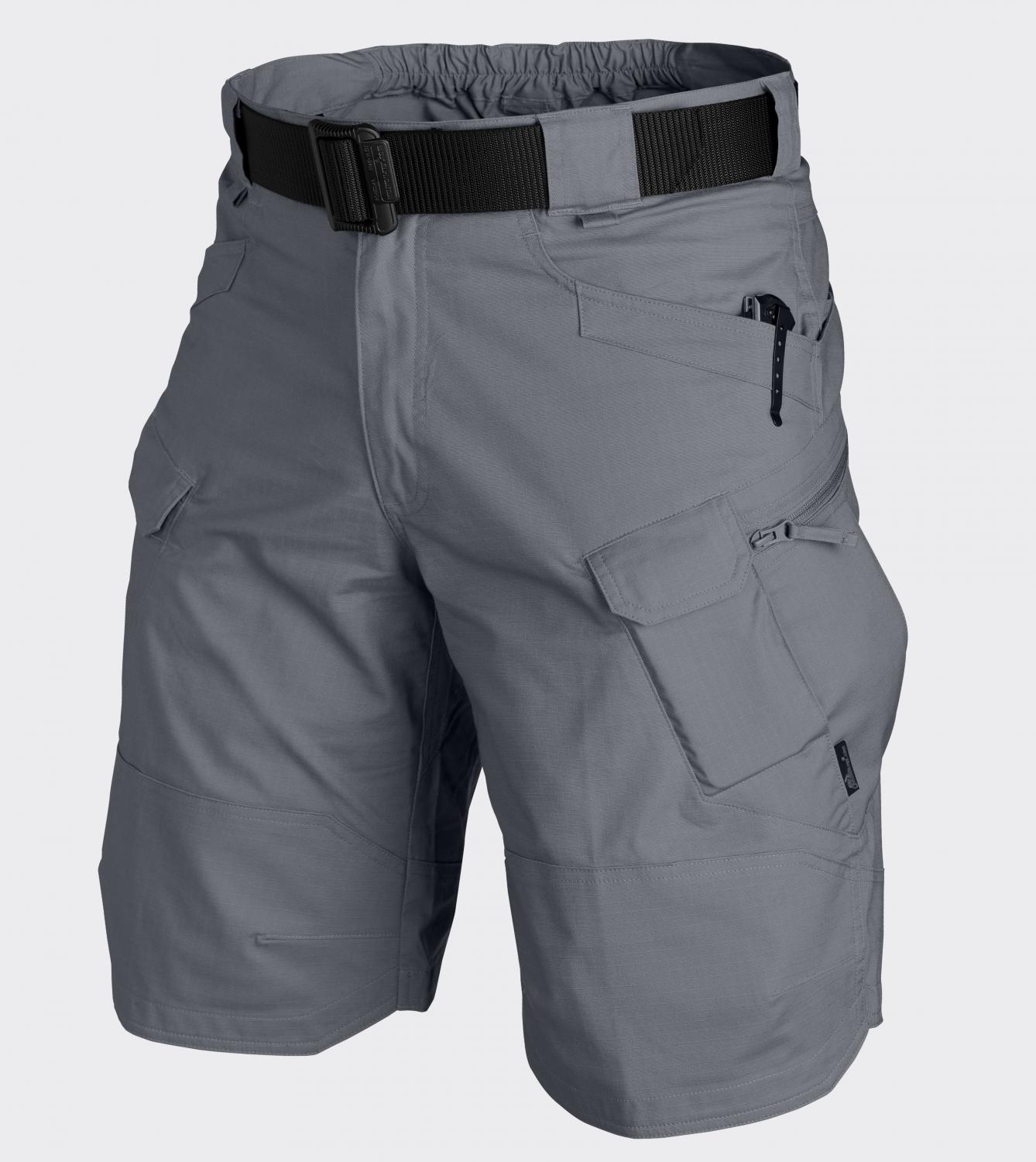 URBAN TACTICAL SHORTS® 11'' - PolyCotton Ripstop Shadow Grey