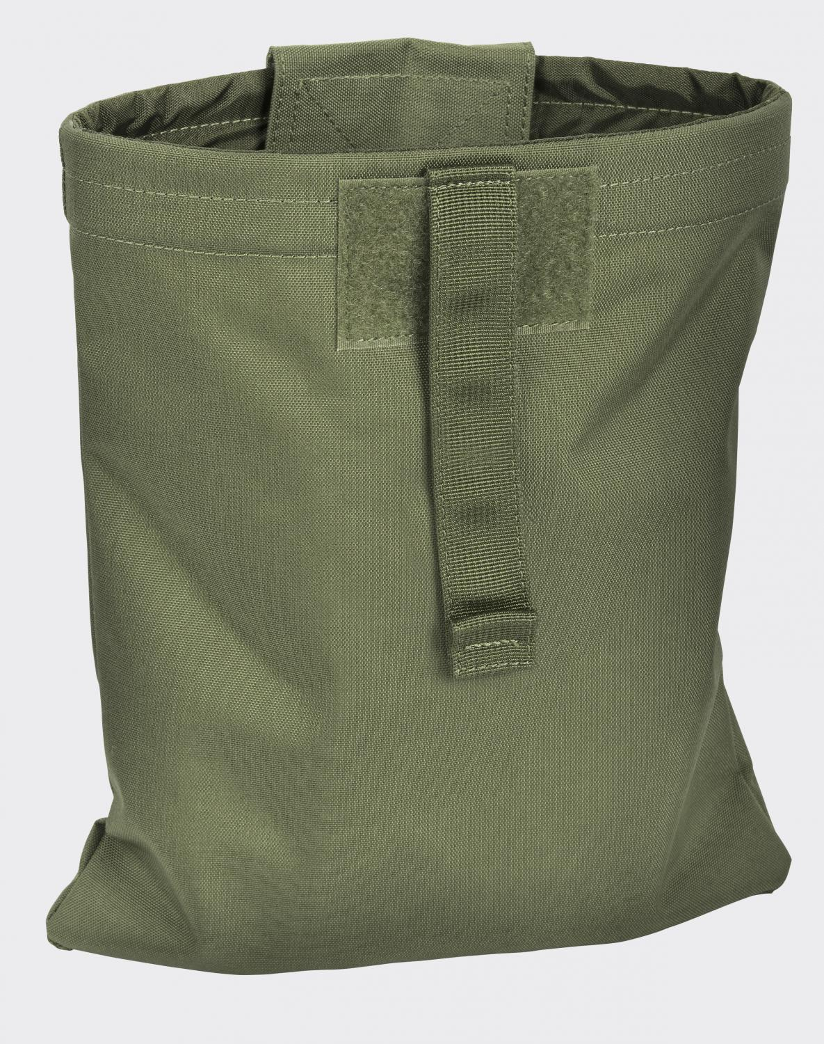 Brass Roll Pouch® Olive Green
