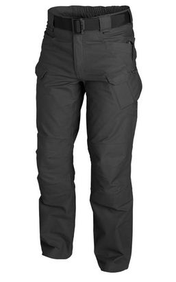 URBAN TACTICAL PANTS® - PolyCotton Canvas Black