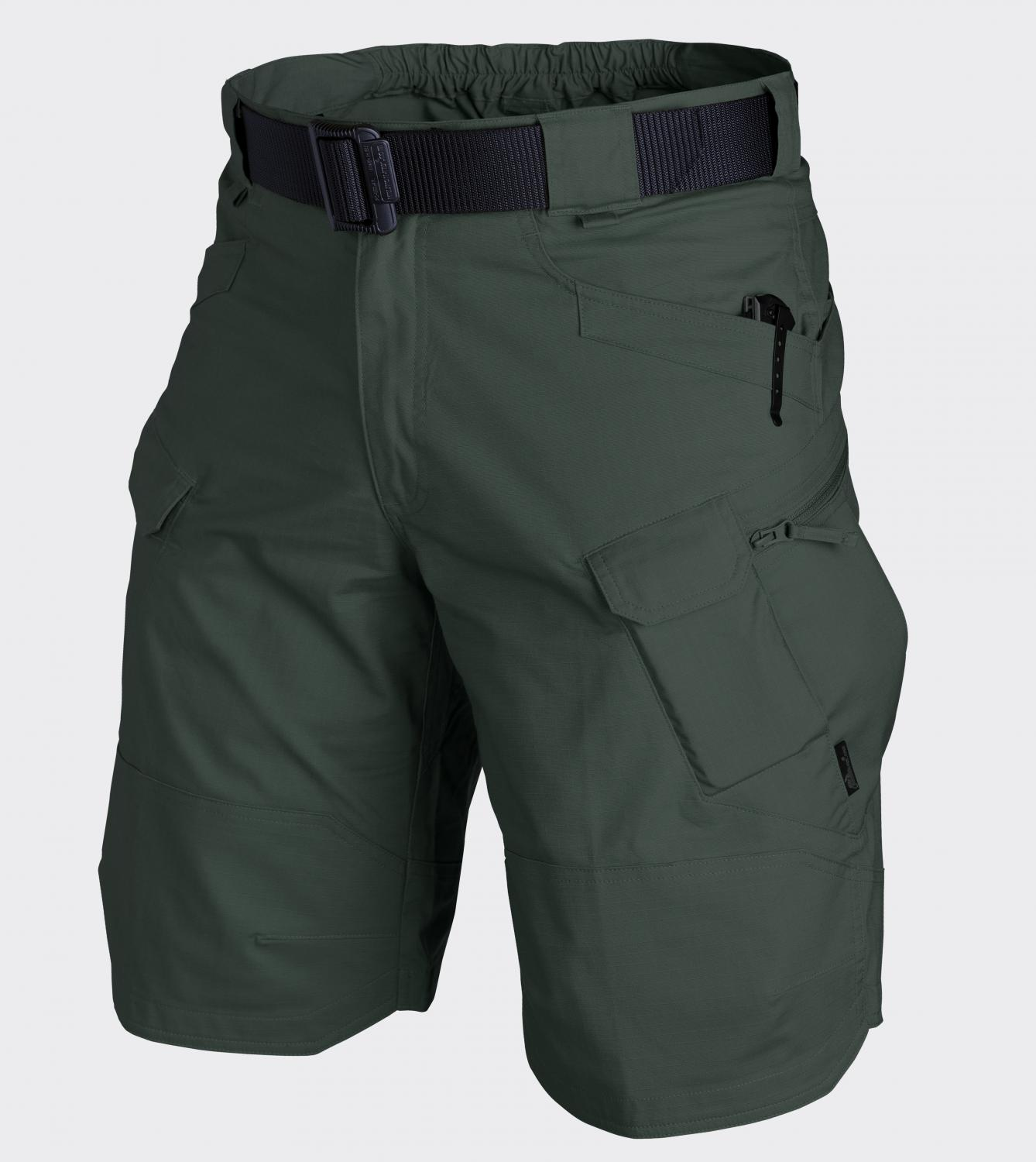 URBAN TACTICAL SHORTS® 11'' - PolyCotton Ripstop Jungle Green