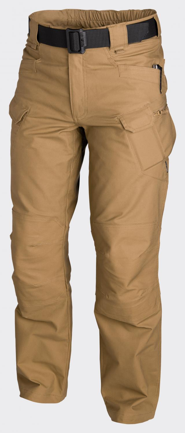 URBAN TACTICAL PANTS® - PolyCotton Ripstop Coyote
