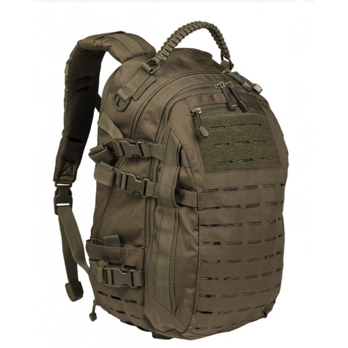 Mission Pack LG Laser Cut, Olive 25