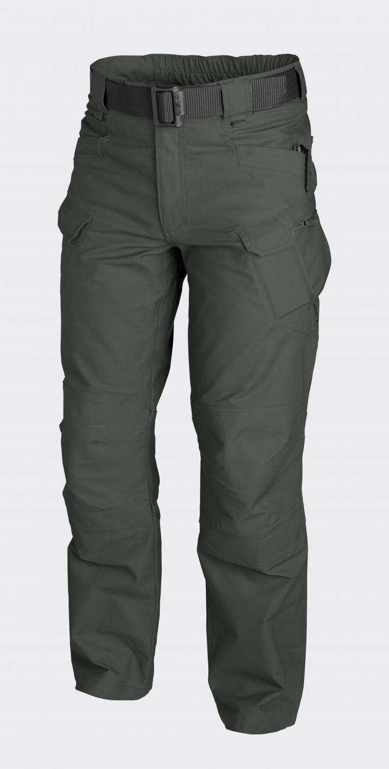 URBAN TACTICAL PANTS® - PolyCotton Canvas Jungle Green