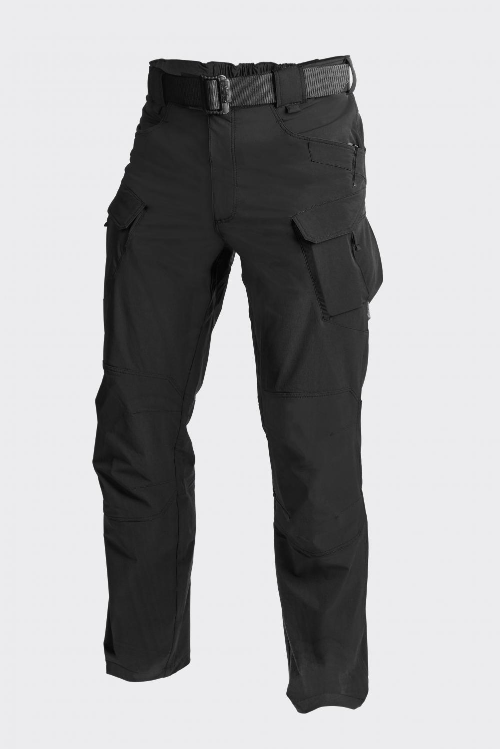 OUTDOOR TACTICAL PANTS - Nylon Black