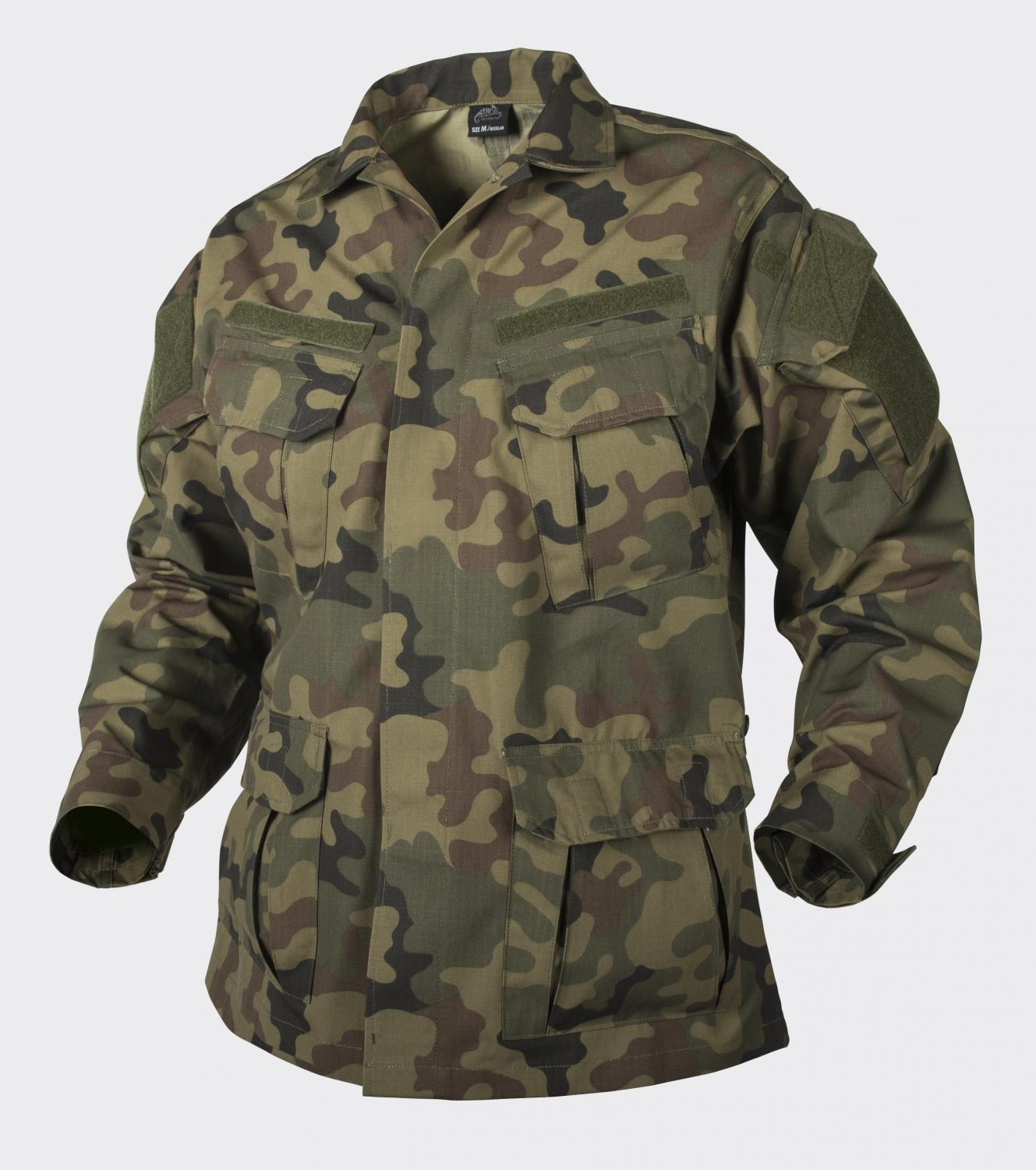 SFU (Special Forces Uniform) NEXT® - PolyCotton Ripstop PL Woodland