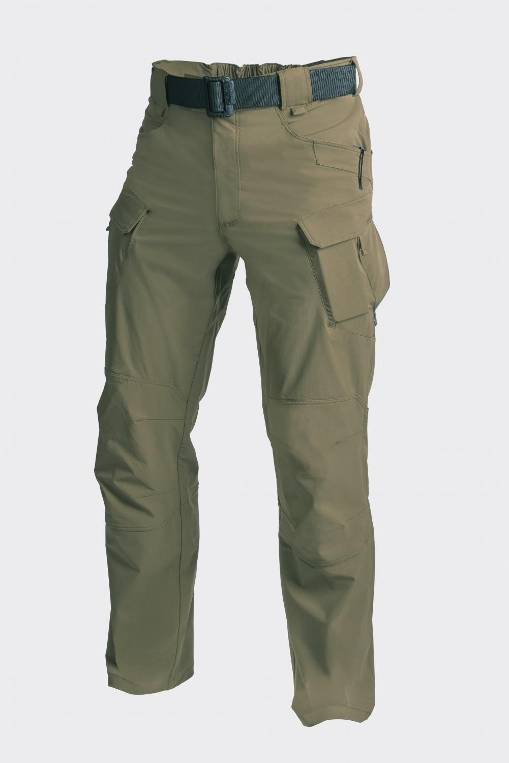 OUTDOOR TACTICAL PANTS - Nylon Adaptive Green