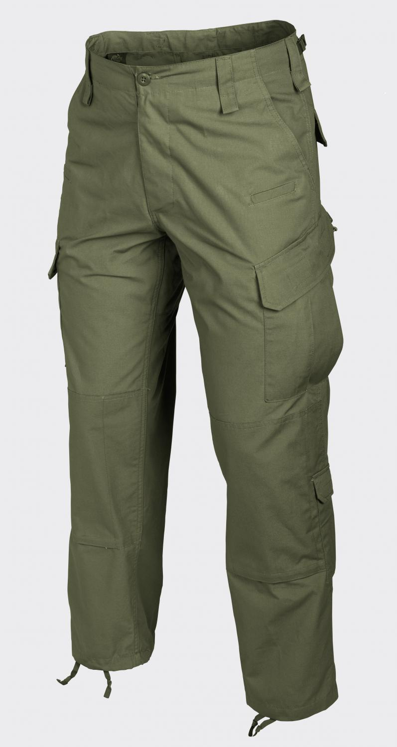 CPU® - PolyCotton Ripstop Olive Green