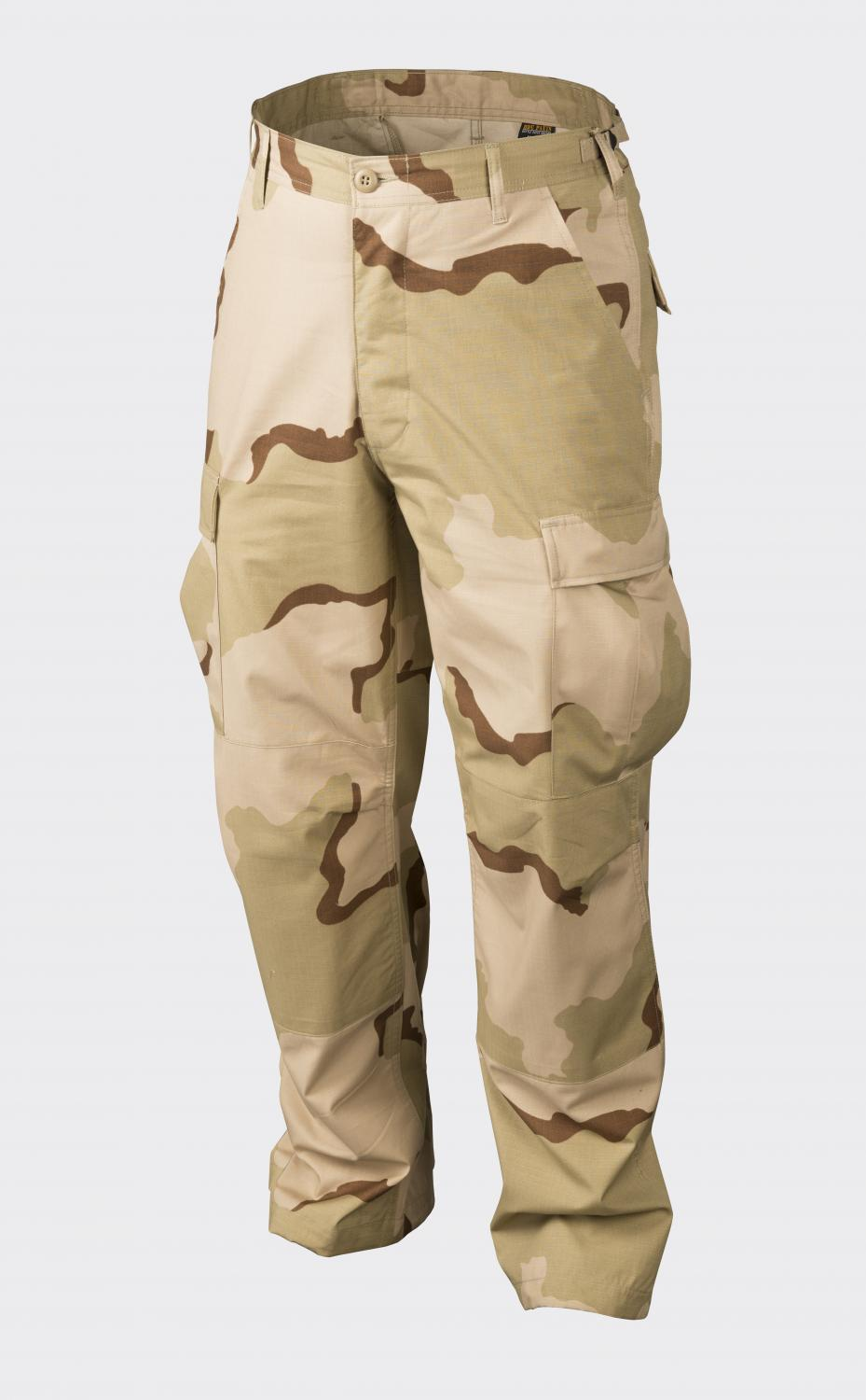 BDU - Cotton Ripstop US Desert