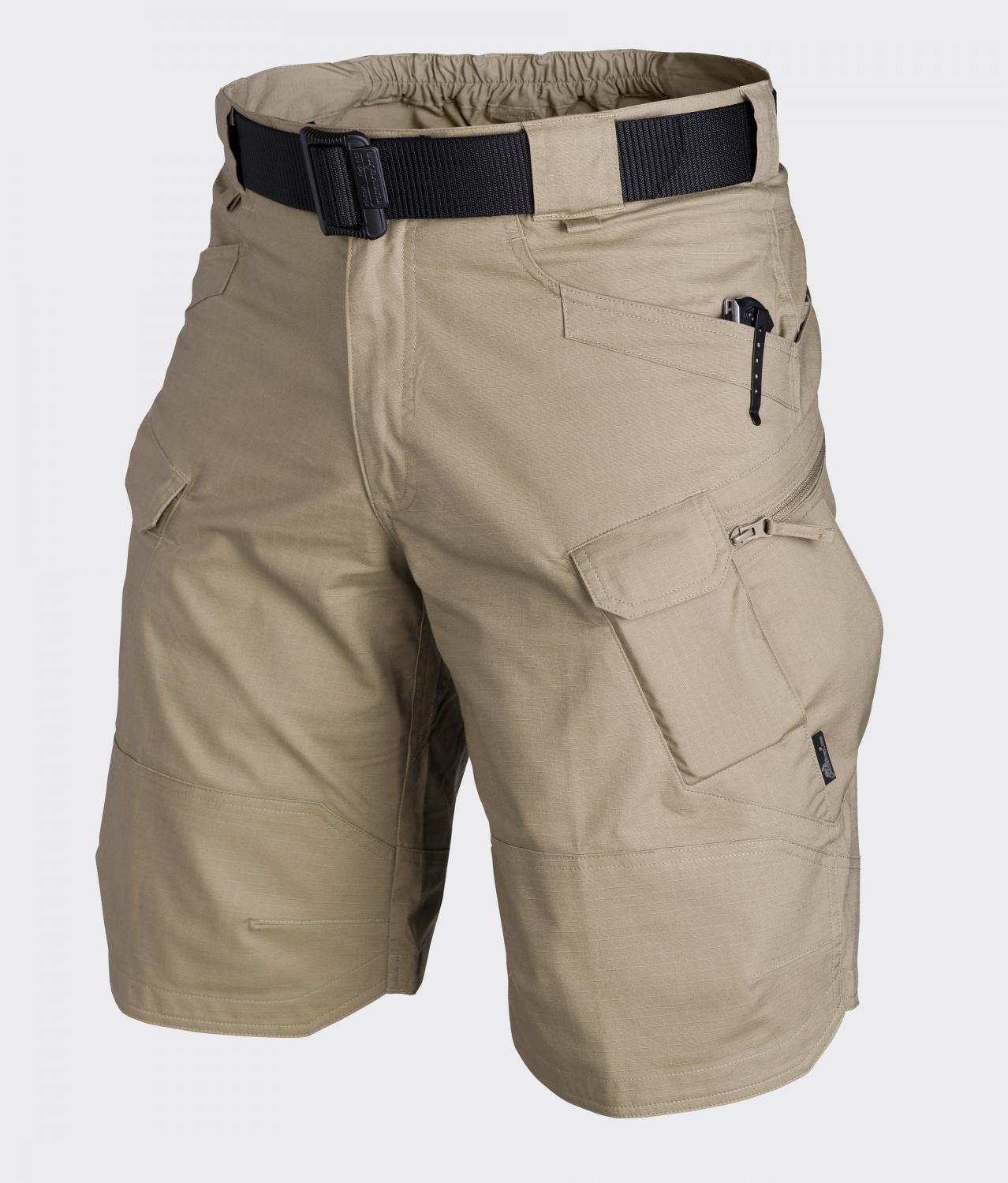 URBAN TACTICAL SHORTS® 11'' - PolyCotton Ripstop Khaki