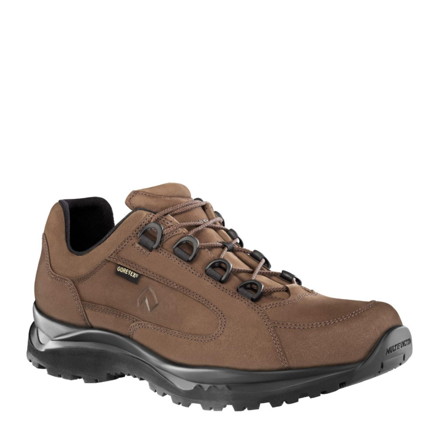 полицейские HAIX DAKOTA LOW BROWN GORE-TEX
