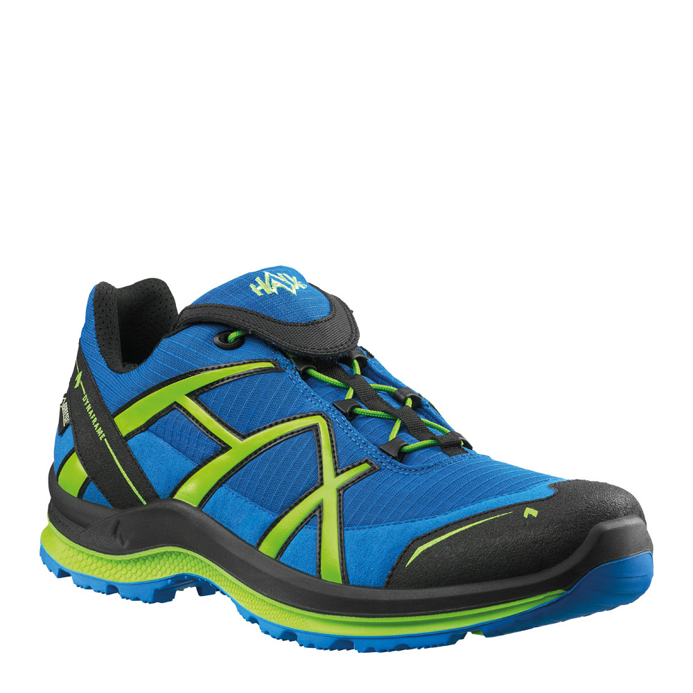 'BLACK EAGLE' Adventure 2.0 GTX low/blue-citrus