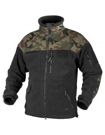 INFANTRY – Fleece Black/PL Woodland