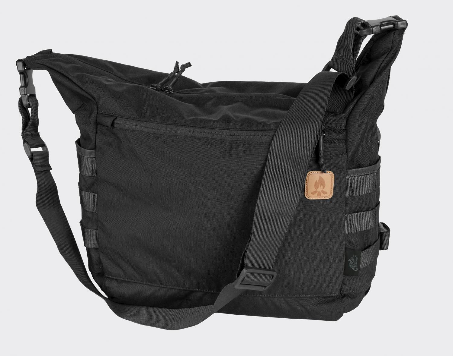 BUSHCRAFT SATCHEL® - Cordura Black