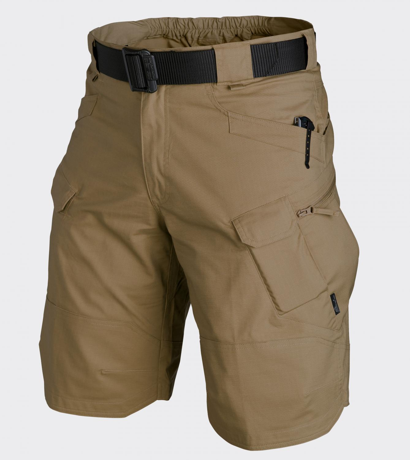URBAN TACTICAL SHORTS® 11'' - PolyCotton Ripstop Coyote