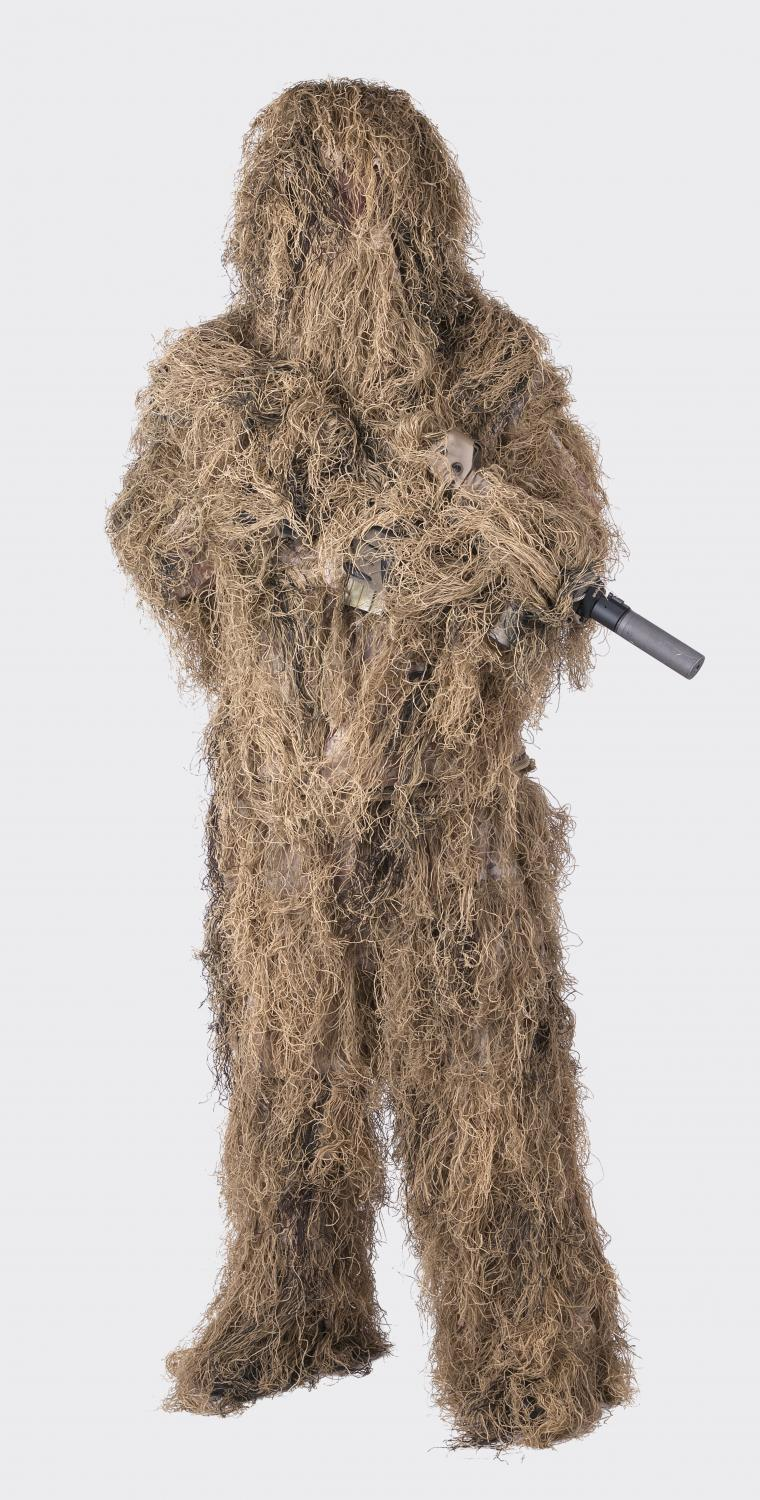 GHILLIE SUIT Digital Desert