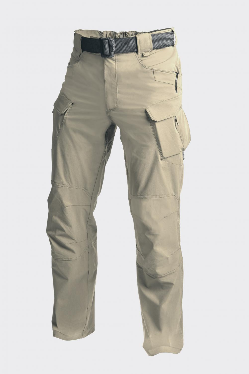 OUTDOOR TACTICAL PANTS - Nylon Khaki