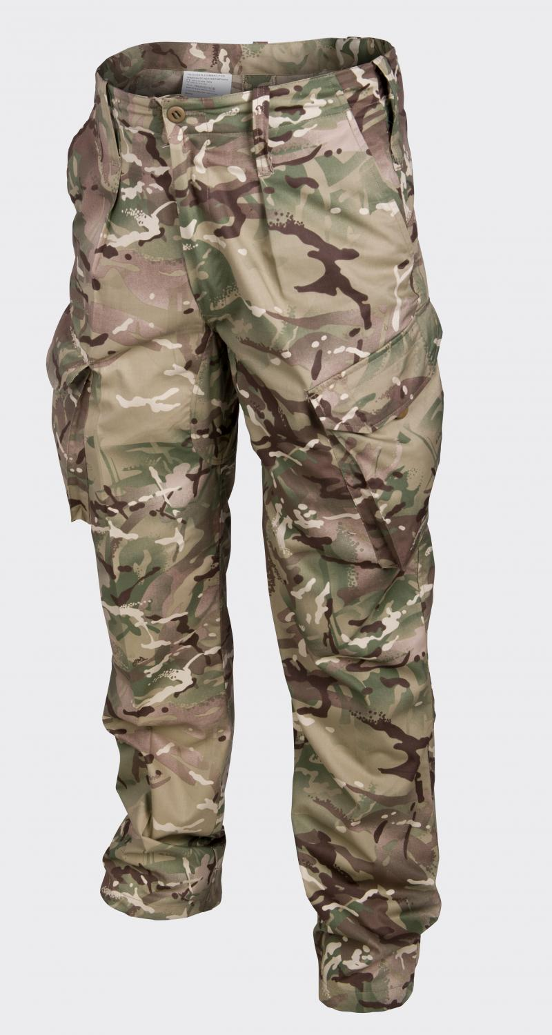 PCS - PolyCotton Twill MP Camo