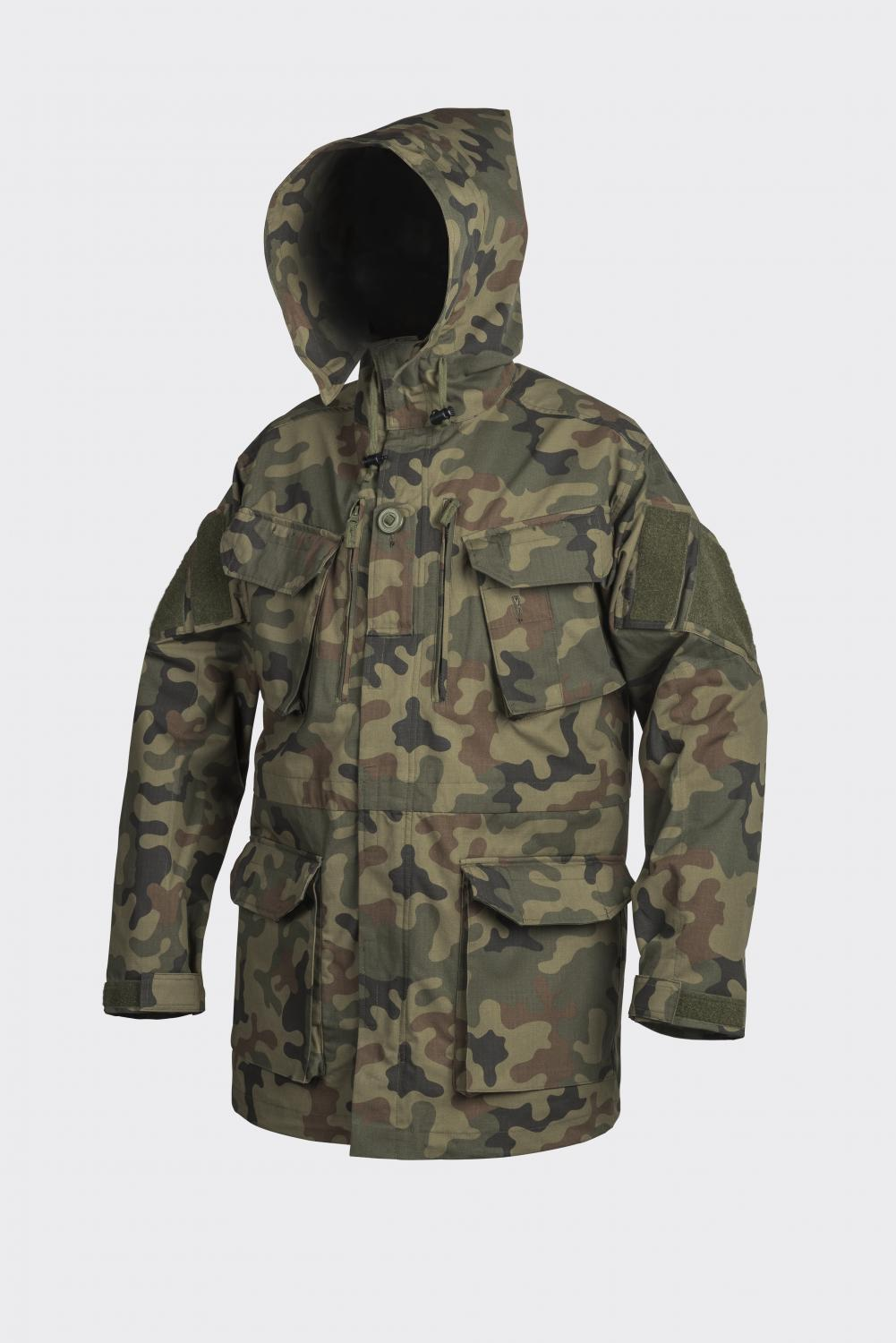 PCS (Personal Clothing System Smock) PL Woodland
