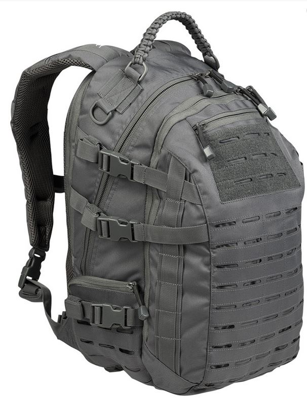 Mission Pack LG Laser Cut, Urban Grey 25