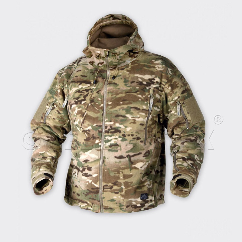 PATRIOT - Double Fleece Camogrom