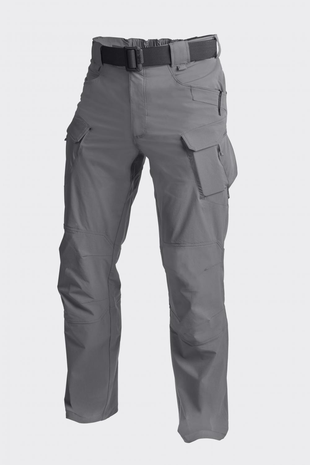 OUTDOOR TACTICAL PANTS - Nylon Shadow Grey