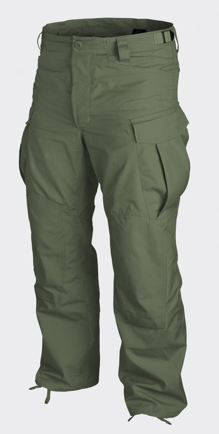 SFU™ - PolyCotton Ripstop Olive Green