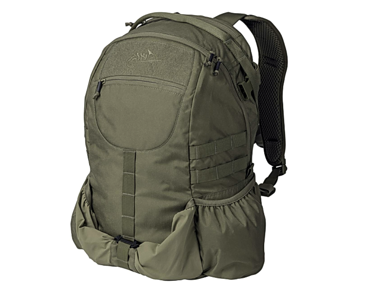 RAIDER BACKPACK Helikon, Olive Green (20 л)