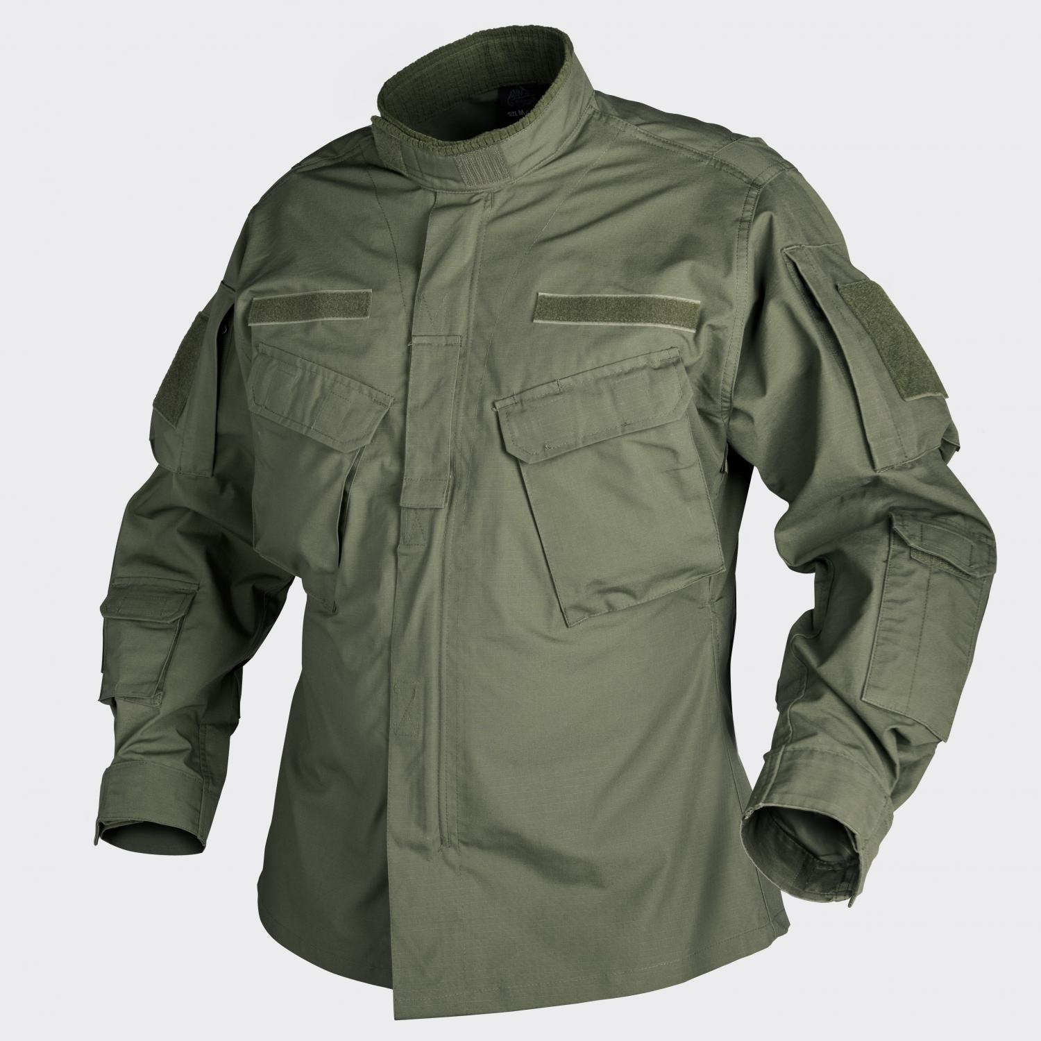 CPU® (Combat Patrol Uniform®)  - PolyCotton Ripstop Olive Green