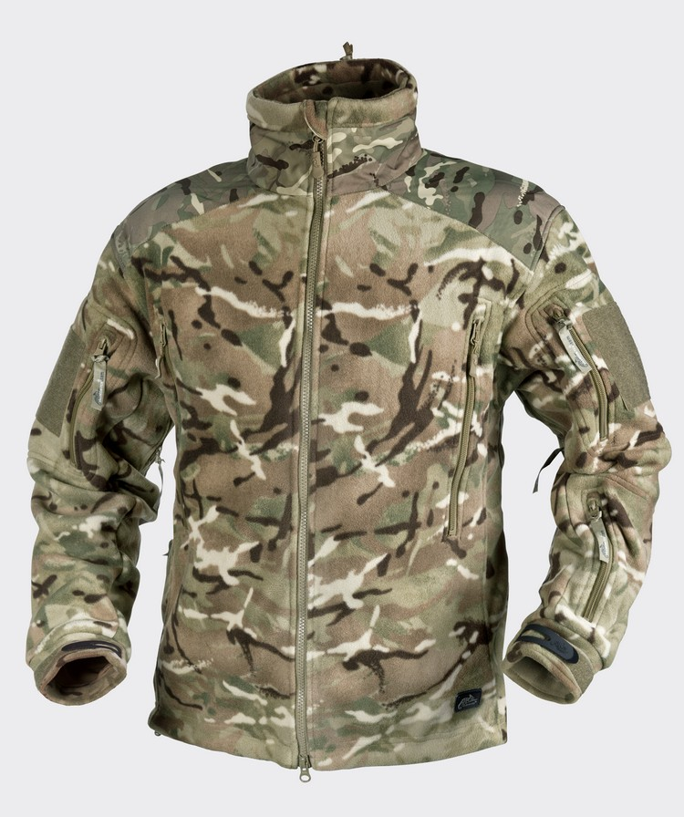 LIBERTY - Double Fleece MP Camo