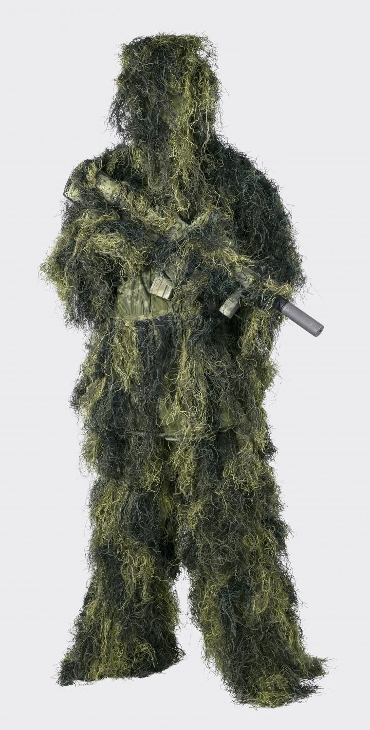 GHILLIE SUIT Digital Woodland