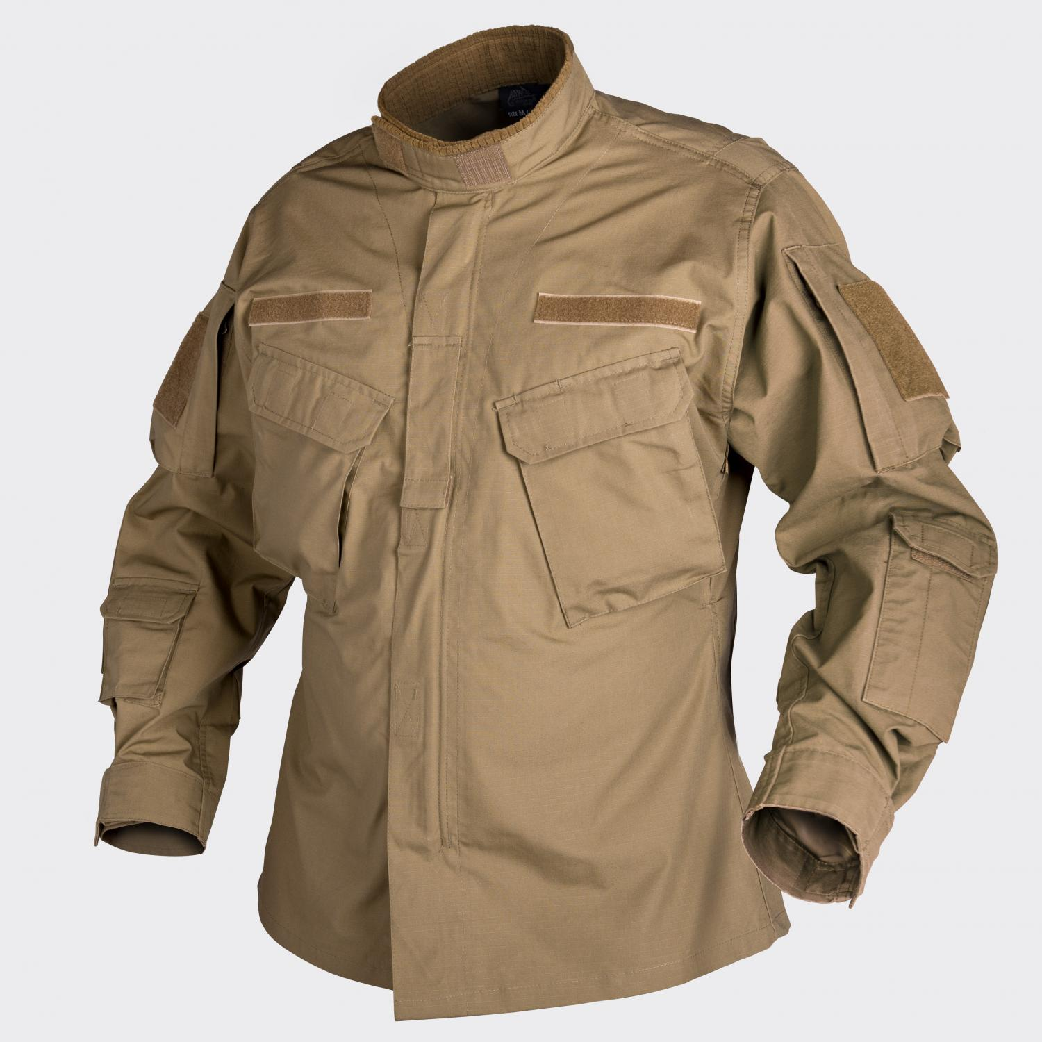 CPU® (Combat Patrol Uniform®)  - PolyCotton Ripstop Coyote
