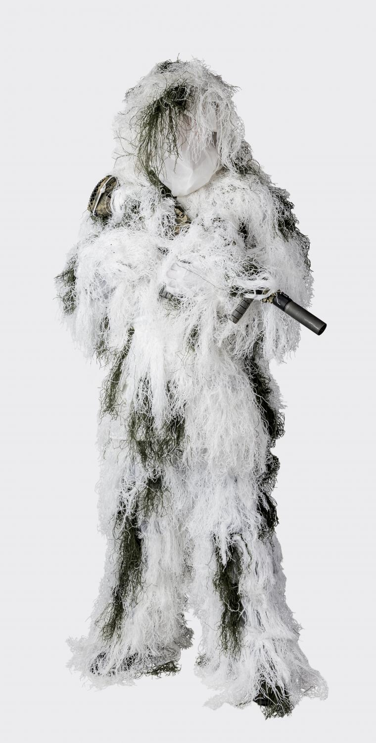 GHILLIE SUIT Snow Camo
