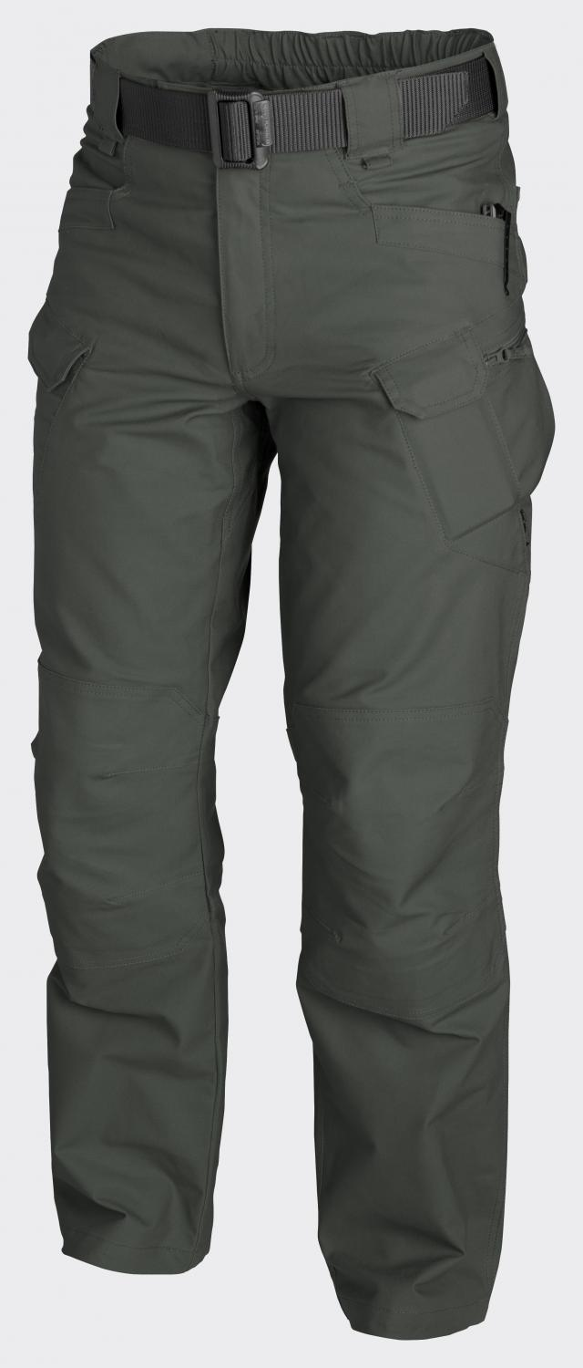 URBAN TACTICAL PANTS® - PolyCotton Ripstop Jungle Green