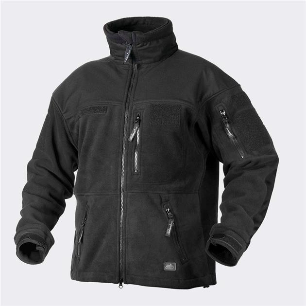 INFANTRY – Fleece Black