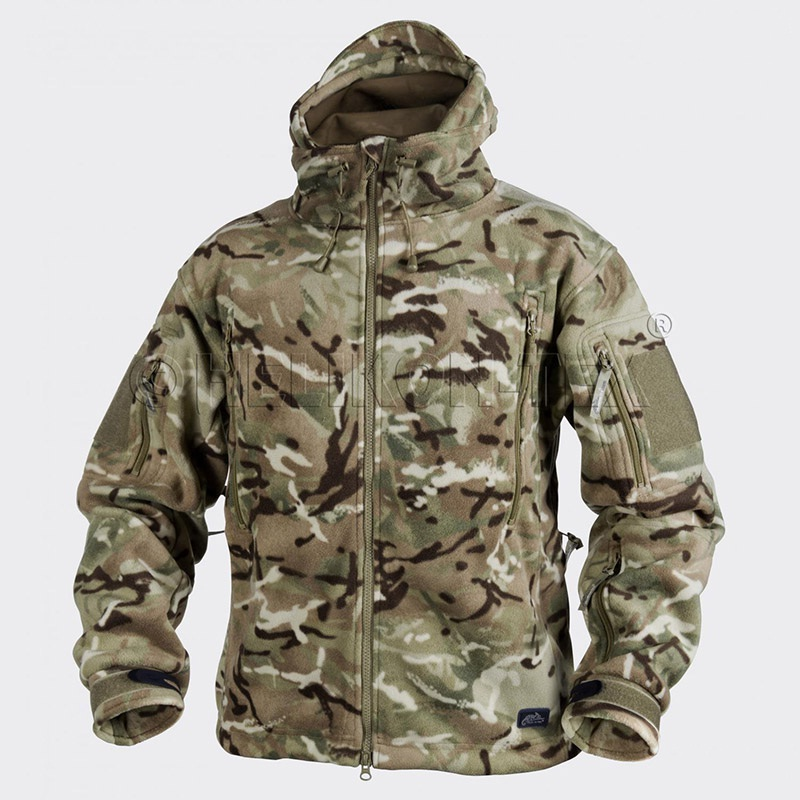 PATRIOT - Double Fleece MP Camo