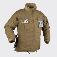 HUSKY Tactical Winter Jacket - Climashield® Coyote