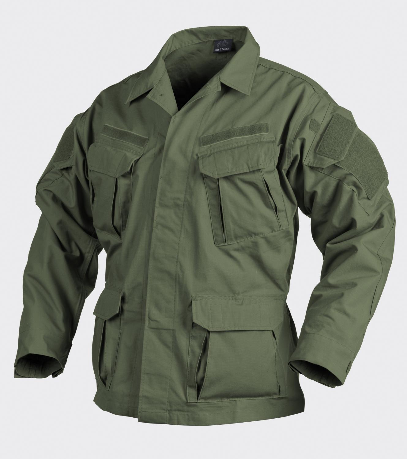 SFU (Special Forces Uniform) NEXT® - PolyCotton Ripstop Olive Green