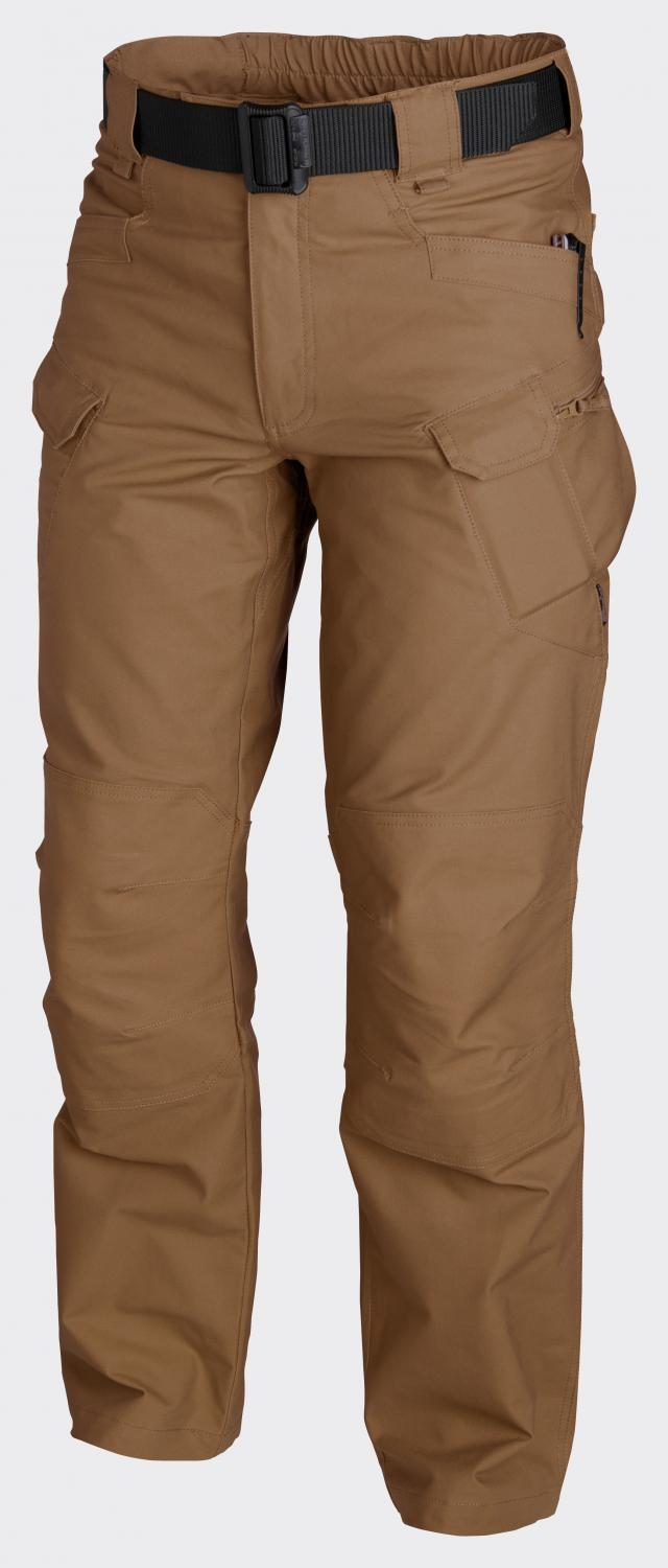 URBAN TACTICAL PANTS® - PolyCotton Ripstop Mud Brown