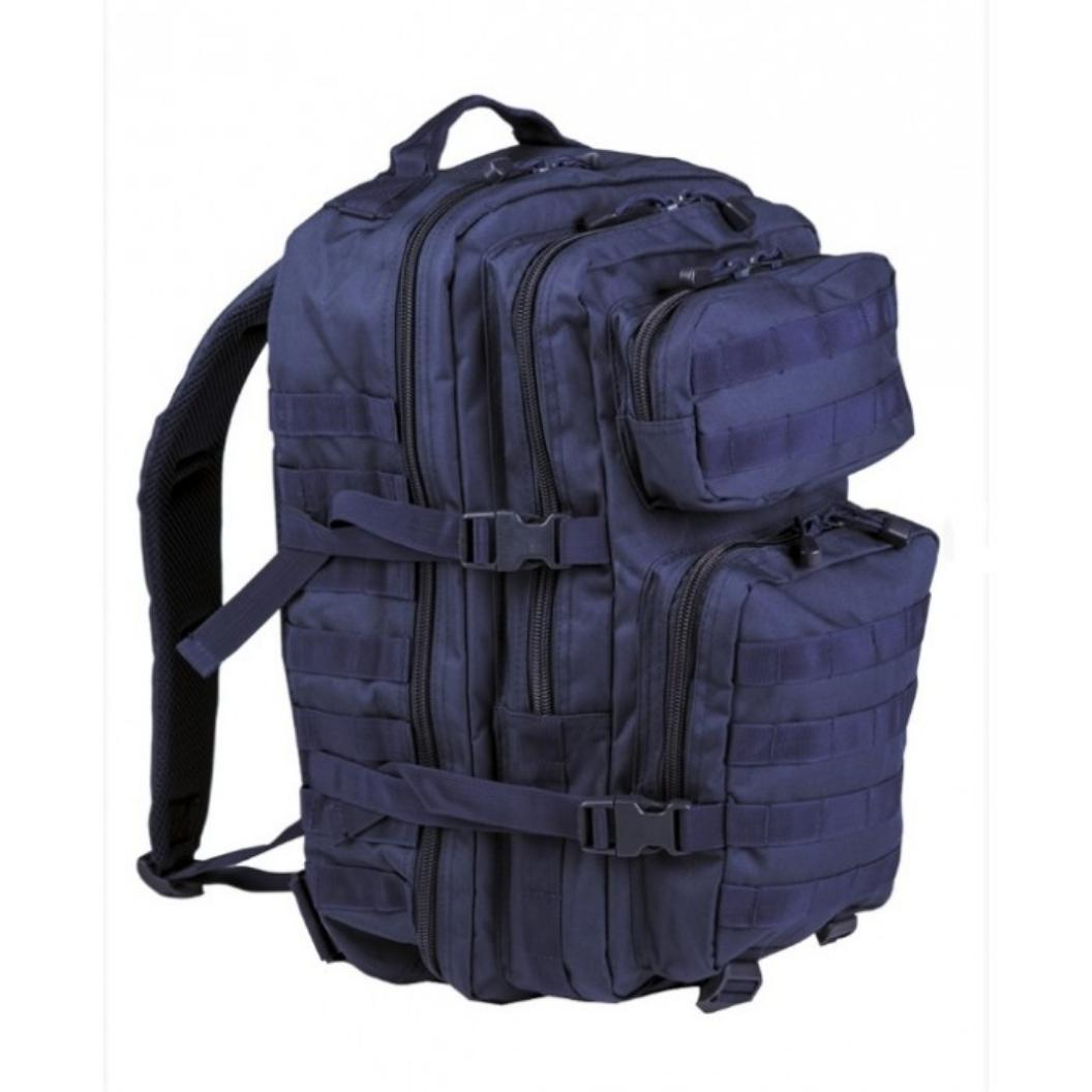 ASSAULT Sturm Large, Dark Blue, Mil-Tec 36