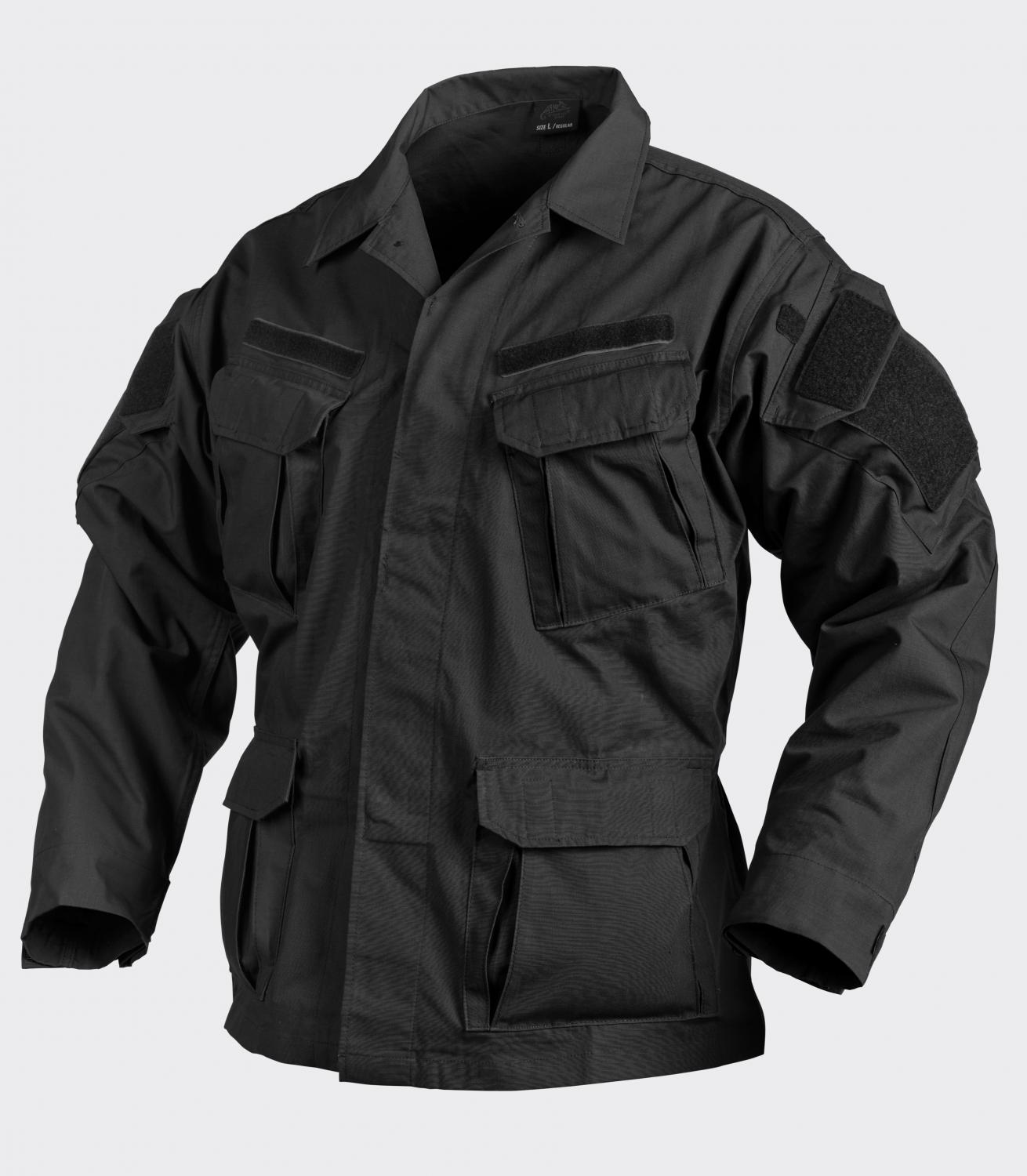 SFU (Special Forces Uniform) NEXT® - PolyCotton Ripstop Black
