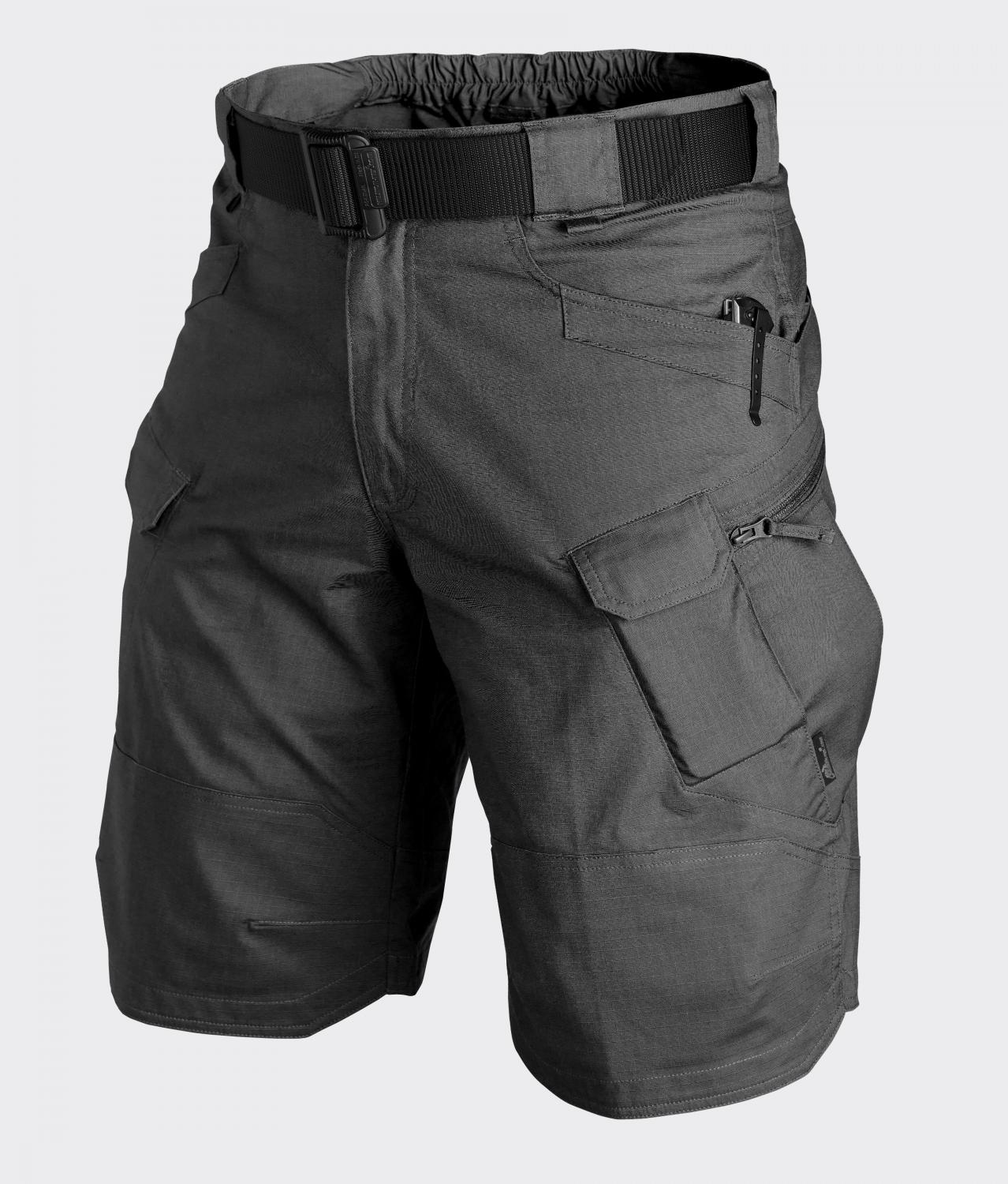 URBAN TACTICAL SHORTS® 11'' - PolyCotton Ripstop Black