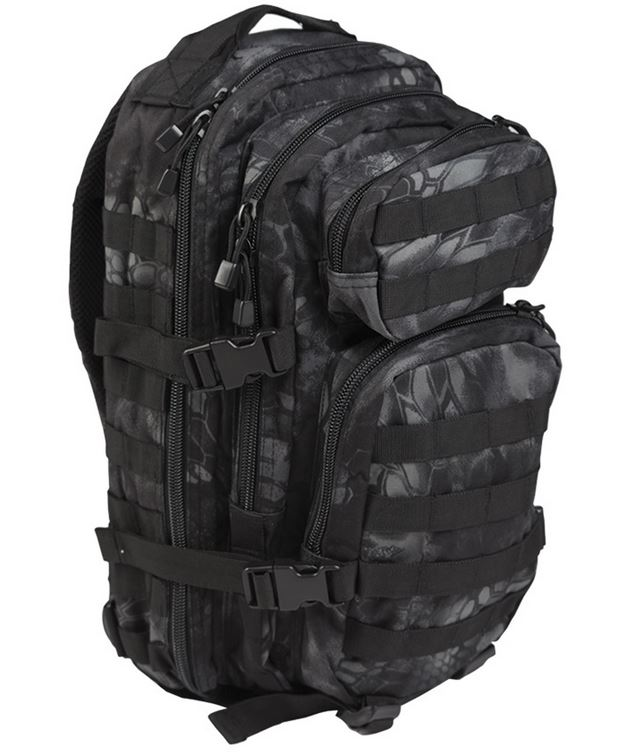 Рюкзак ASSAULT Sturm Small, Mandra Night, Mil-Tec, 20