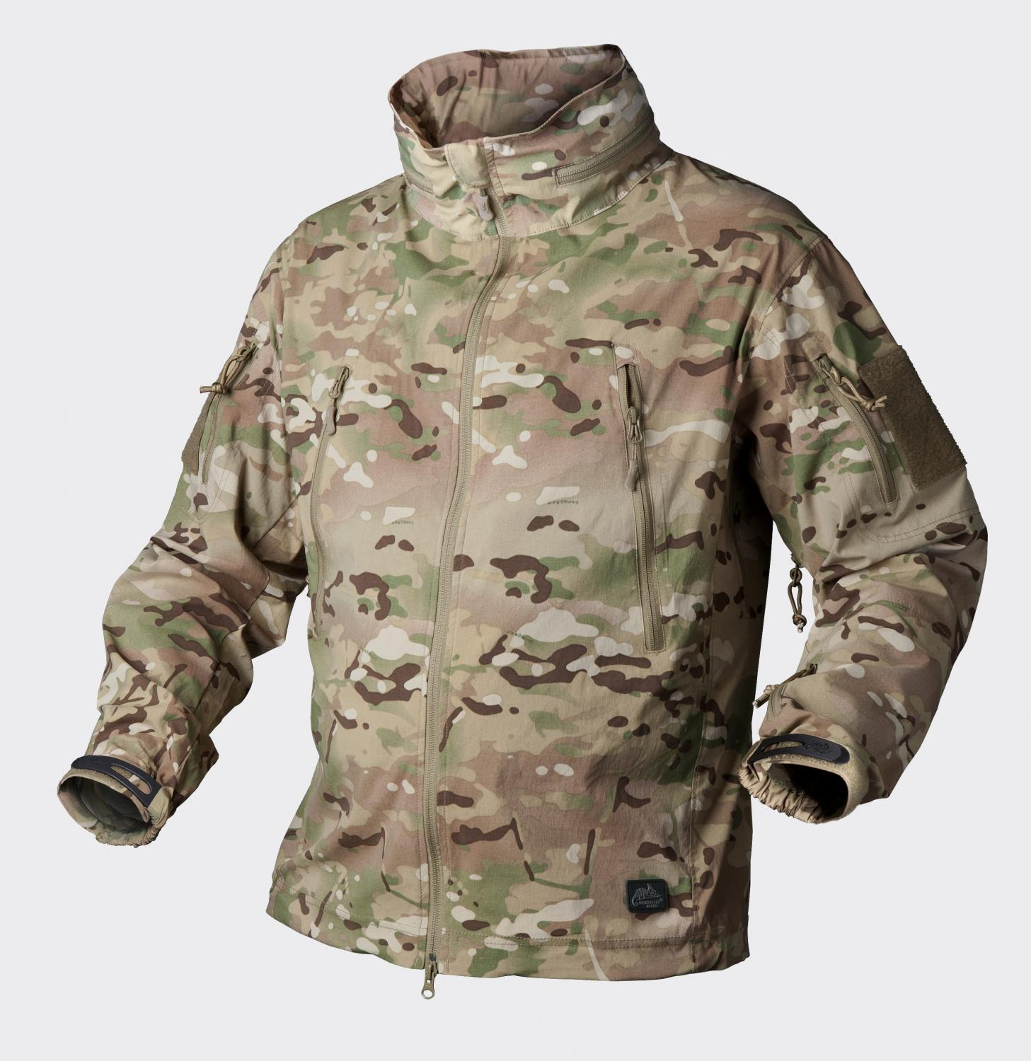 TROOPER - SoftShell Camogrom