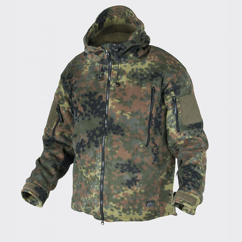 PATRIOT - Double Fleece Flecktarn
